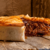 Featured Minced Beef and Onion Pie