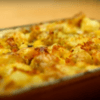 Fish Pie with Crushed Potatoes